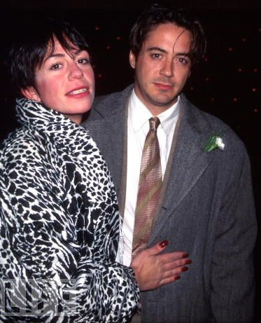 Allyson Lee Downey is the older sister of Robert Downey Jr Allyson Downey, Robert Downey